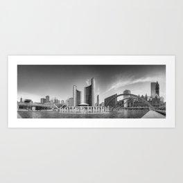 Toronto City Hall Art Print