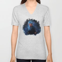 Space is Cool Unisex V-Neck