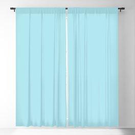Blizzard Blue Blackout Curtain