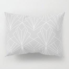 Art Deco on Grey Pillow Sham
