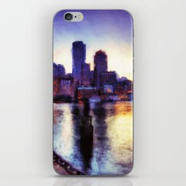 Boston, Panorama iPhone Skin
