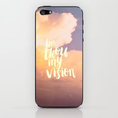 MY VISION iPhone & iPod Skin