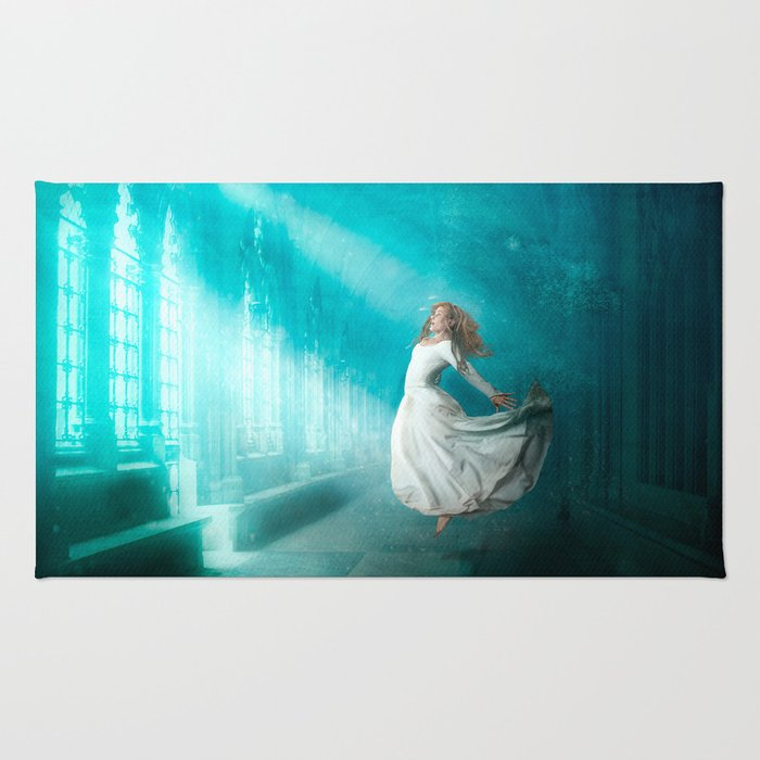 Cathedrals of the Mind Rug
