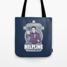 The Bells of Saint John Tote Bag
