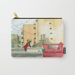 Calle Salguero, a rooftop tanda Carry-All Pouch