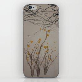 Spring begins iPhone Skin