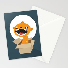 Bad Surprise Stationery Cards