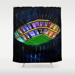 The Legacy Shower Curtain
