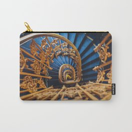 Parisian Staircase Carry-All Pouch