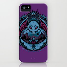 The Colors of Madness iPhone Case