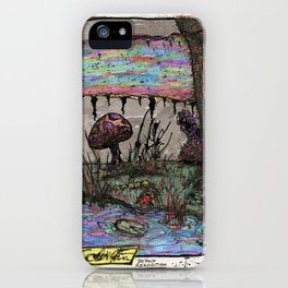 Beyond Recognition iPhone Case