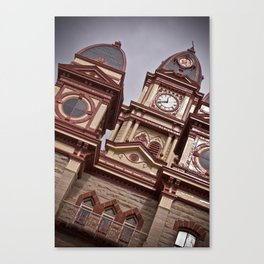 Lockhart Canvas Print