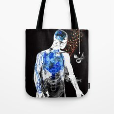 love and gravity version 34218 Tote Bag