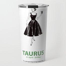 Taurus Travel Mug