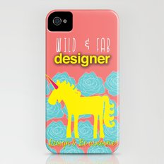 Design and Be Awesome! iPhone (4, 4s) Slim Case