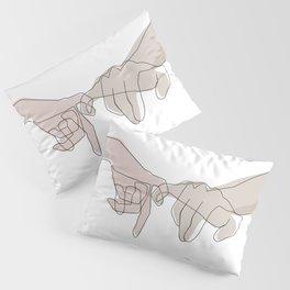 Pinky Shades Pillow Sham