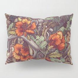 Robo Tortoise Pillow Sham