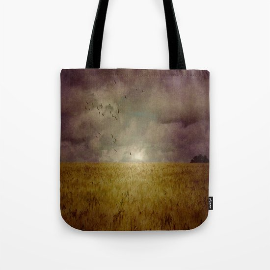 When we walked in fields of gold Tote Bag