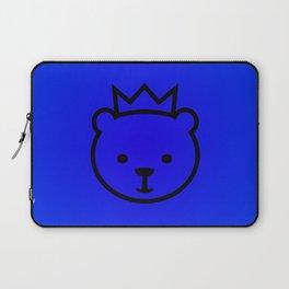 Berlin Bear. Mascot of Berlin Laptop Sleeve