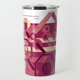 Phallic Attachment Travel Mug