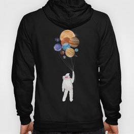 balloon universe Hoody