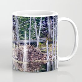 Beaver House Coffee Mug