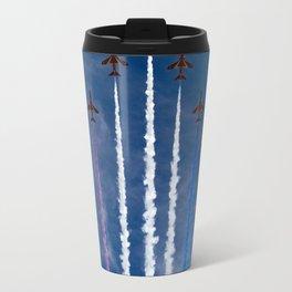 Red Arrows Travel Mug