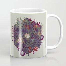 Die of Death Coffee Mug