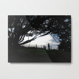 Off to an Adventure #2 Metal Print