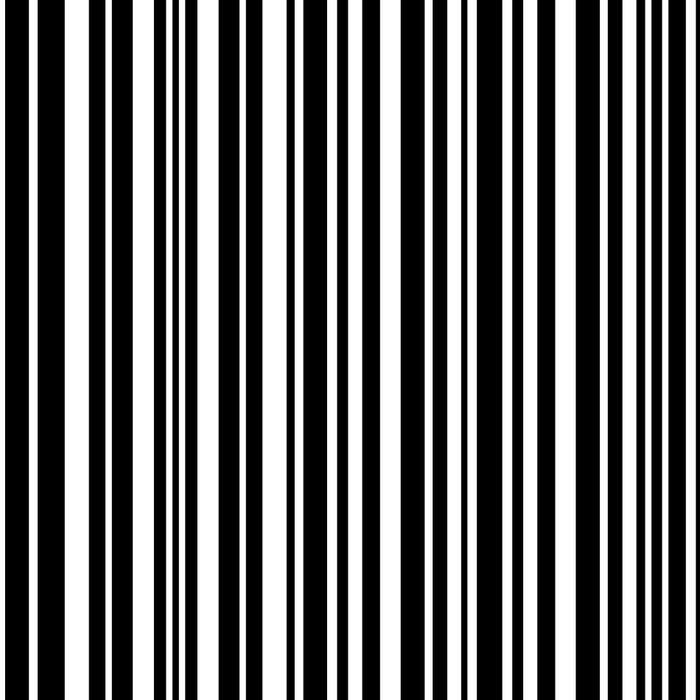Barcode #1 inverse Leggings