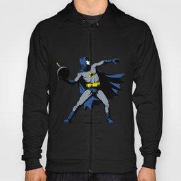 Bat Throwing Bomb Hoody