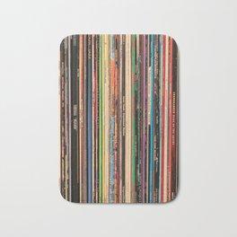 Alternative Rock Vinyl Records Bath Mat