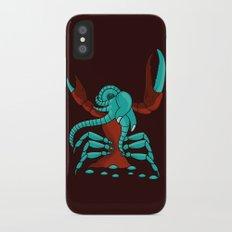 Crabonster Slim Case iPhone X