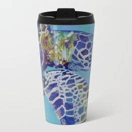Honu Kauai Sea Turtle Travel Mug
