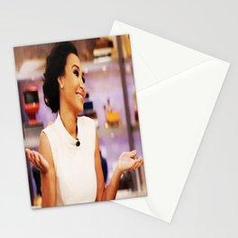 Naya Rivera Stationery Cards