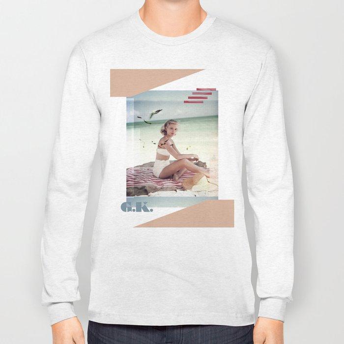 G.K. Collage Long Sleeve T-shirt