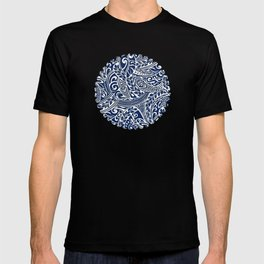 Hawaiian tribal pattern III T-shirt
