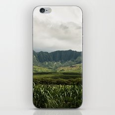Waianae Valley iPhone & iPod Skin