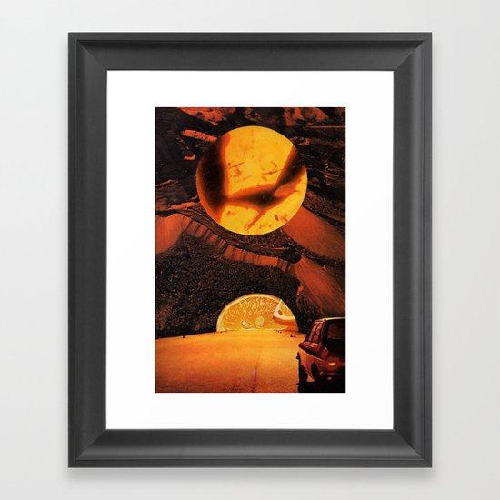 tantra Framed Art Print