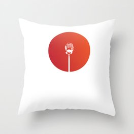 Sing With Me Throw Pillow