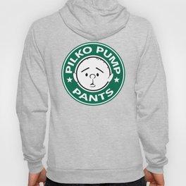 Pilko Pump Pants - Karl Pilkington Starbucks Hoody