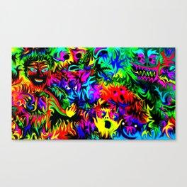 Exploring REM sleep #461 Canvas Print