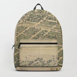 Cuero Texas 1881 Backpack
