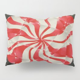 Peppermint Swirl Pillow Sham