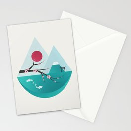 Japan Stationery Cards