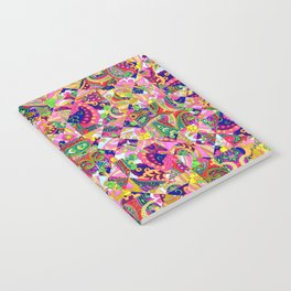 60's Crown of Thorns Quilt Notebook
