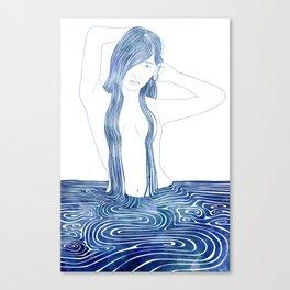 Neomeris Canvas Print