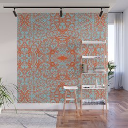 Lace Variation 04 Wall Mural