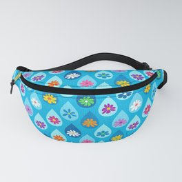 April Showers Bring Cute Flowers Fanny Pack
