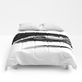 Back to the Future Comforters